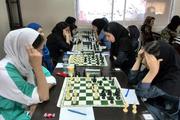 برگزاری مسابقات شطرنج سریع بانوان در قزوین
