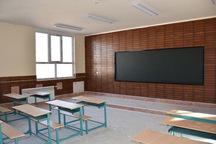 سرانه فضای آموزشی در بوکان نصف آذربایجان غربی است