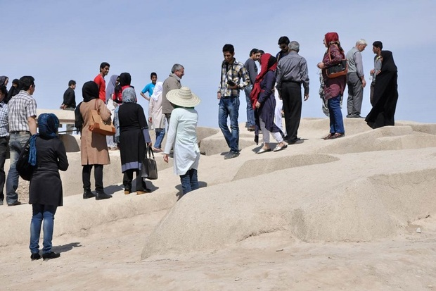 59 هزار گردشگر از اماکن تاریخی و سیاحتی بوکان بازدید کردند