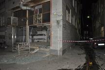 انفجار یک نانوایی در اراک یک مصدوم داشت