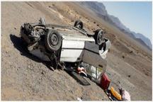 2 نفر در حادثه رانندگی خرانق اردکان کشته شدند