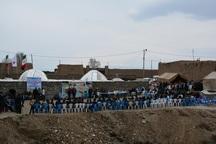 جشنواره نوروزی در حمام پورناک پلدشت برگزار شد