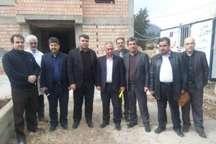 بازدید رئیس علوم پزشکی گلستان از طرح های درمانی رامیان و آزادشهر