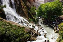آبشار آب سفید الیگودرز ثبت ملی شد