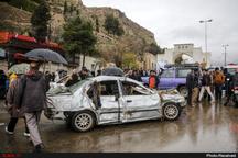 پیکر جانباختگان سیل شیراز فردا تشییع میشود