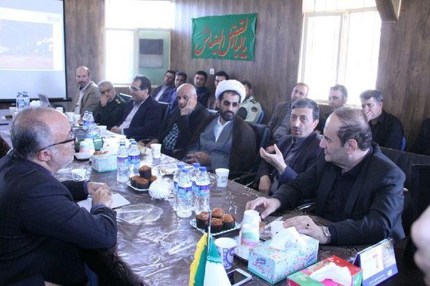 استاندار: پیک تردد زوار اربعین از مهران به ۳۵۰ هزار نفر می رسد
