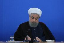 روحانی امروز 3 قانون مجلس را برای اجرا ابلاغ کرد