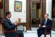 بشار اسد: دستگیری سرکرده داعش صحت ندارد