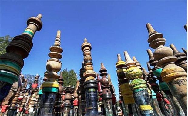536 قلیان ازمراکز تهیه و توزیع موادغذایی در شیراز جمع شد