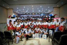 خدمات آموزشی هلال احمر استان خوزستان تقویت میشود