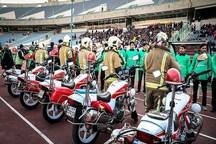 55 آتش نشان ایمنی بازی پرسپولیس -کاشیما  را تامین می کنند