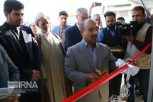 نخستین نیروگاه خورشیدی خراسان شمالی بهره برداری شد