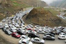 ورود خودرو ها به گیلان 44 درصد افزایش یافت