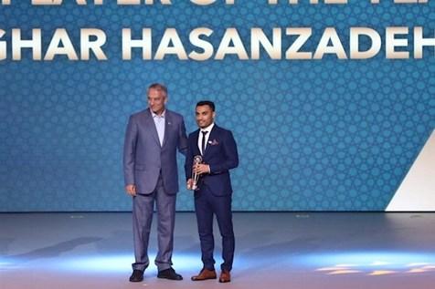 علی اصغر حسن زاده: رکوردشکنی برایم مهم نیست/ از پیام کی روش خیلی خوشحال شدم