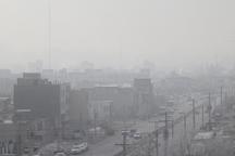هوای بجنورد با شاخص 119برای گروه های حساس در وضعیت ناسالم قرار دارد