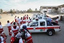 6 تیم امدادی از ایلام به مناطق زلزله زده سرپل ذهاب اعزام شد