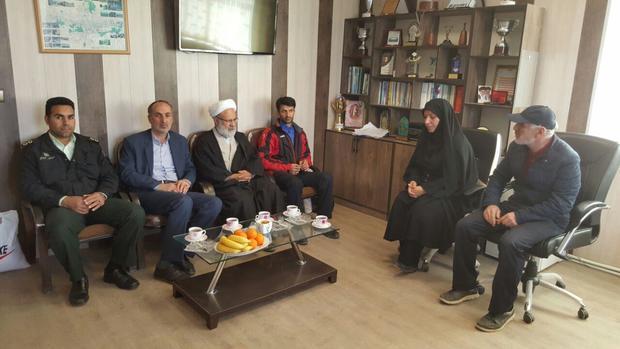 خلخال از شهرستان های برتر اردبیل در حوزه جوانان است