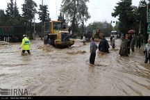 باران و سیل به 2آثار تاریخی مازندران آسیب رساند