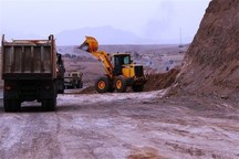 طرح های نیمه تمام راهسازی خوزستان با سرعت بیشتری تکمیل شوند