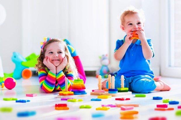 والدین نباید تعیین کننده شیوه بازی کودکان باشند