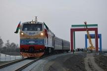 منافع بخشی از اوراسیا با راه آهن آستارا مرتبط است