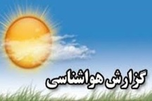 افزایش تدریجی دما در انتظار پایان هفته مازندران