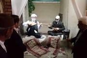 مجسمه استادان موسیقی مقامی خراسان در قوچان رونمایی شد