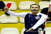 داور گچسارانی به مسابقات آسیایی والیبال دعوت شد