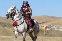 جشنواره بازیهای بومی محلی با اسب در سنندج برگزار میشود