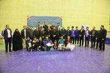 تنیسور آذربایجان شرقی مقام دوم مسابقات آزاد ارس را کسب کرد