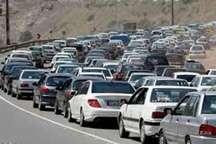 تردد بیش از 2 میلیون وسیله نقلیه در جاده های برون شهری خراسان جنوبی