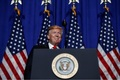 ترامپ: کشورهای منطقه باید خودشان با داعش مبارزه کنند