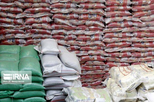 ۸۷۰ تُن برنج با نرخ دولتی در جنوب کرمان توزیع شد