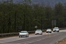 جاده های کردستان پرترافیک است