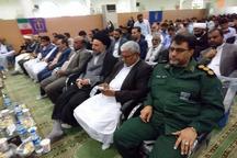 شهدا برای اعتلای دین اسلام جان خود را فدا کردند