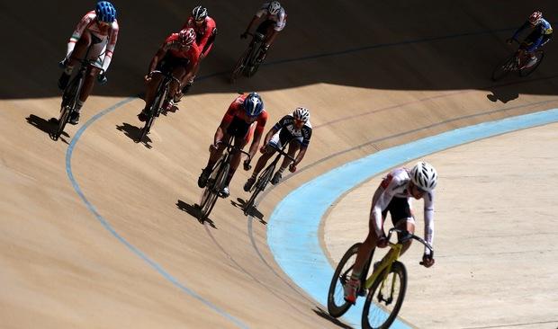 مسابقات دوچرخه سواری کشور در مشهد پایان یافت