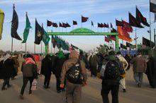 ثبت نام ۴۷۰۰ شهروند قزوینی برای حضور در مراسم اربعین