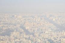 وضعیت هوای همدان در مرز هشدار است  شهروندان مراقبت کنند