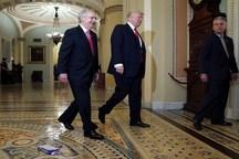 حمله به ترامپ در کنگره آمریکا+ تصاویر