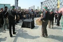 20 تکیه در میدان امام حسین (ع) برپا می شود