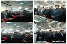 آغاز بکار یازدهمین نمایشگاه کتاب اردبیل   کارنامه استان اردبیل در حوزه نشر قابل قبول است