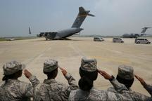 آغاز تحویل اجساد نظامیان آمریکایی به واشنگتن و تشکر ترامپ از اون /توافق کره شمالی و کره جنوبی بر سر مذاکرات نظامی