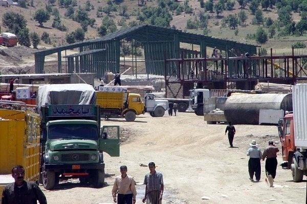 صادرات بیش از ۱۹ میلیون لیتر سوخت ازتعاونیهای مرزنشین کردستان