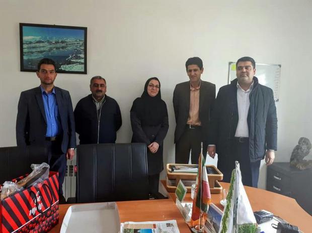 سرپرست اداره حفاظت محیط زیست فیروزکوه منصوب شد