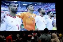 فوتبال  500 میلیون ریال نصیب سینماهای شیراز کرد