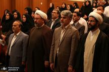 برگزاری همایش تبیین اندیشه امام خمینی(س) با موضوع جایگاه مردم در اندیشه امام در شاهین شهر+تصاویر