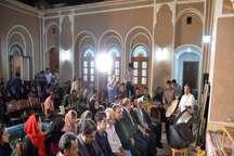 اولین همایش استانی مناجات خوانی در اردکان برگزار شد