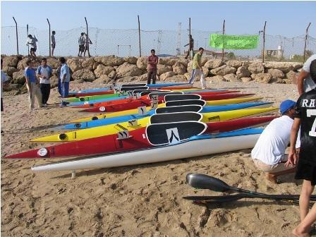 فدراسیون قایقرانی، 20 فروند قایق به هیات استان بوشهر اختصاص داد