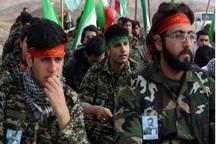 رزمایش اقتدار عاشورایی بسیج در کرمان آغاز شد