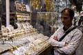 نرخ طلا کاهش مییابد